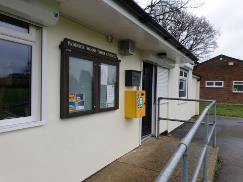 Paddock Wood Town Council Office